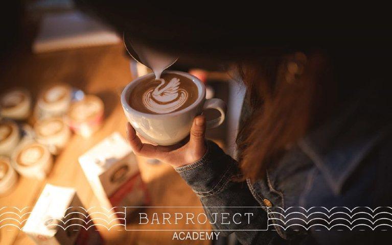barproject come diventare barista